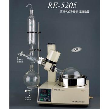 RE-5205旋转蒸发器-温度数显5L_上海亚荣生化仪器厂