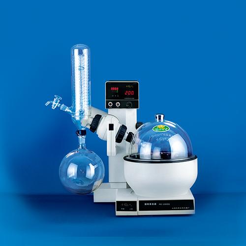 RE-3000B旋转蒸发器-一屏多显3L_上海亚荣生化仪器厂